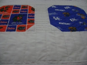 Sport quilt border