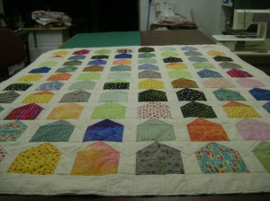 #10 Ruth's quilt
