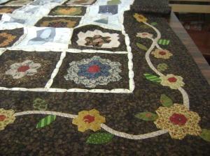 Sheila's quilt 2014 005