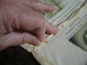Sheila's quilt 2014 018
