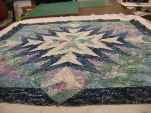 Quilts - my own 2016 017